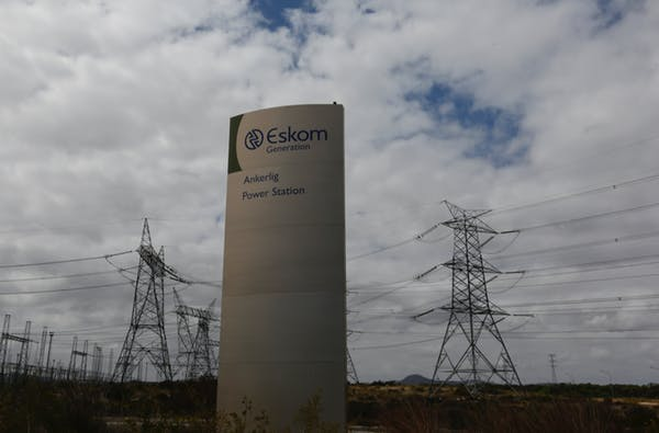 SA government to issue paper as a roadmap for Eskom future