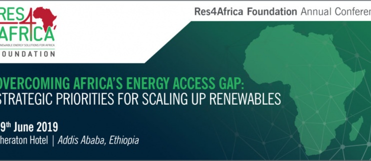 Renewable Energy Solutions for Africa (Res4Africa) Annual Conference
