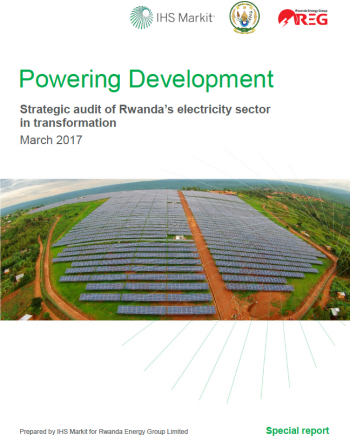 Audit of Rwanda's electricity sector