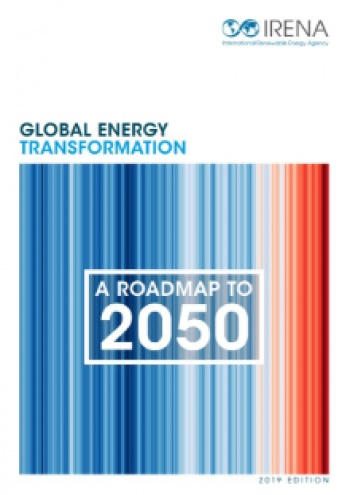 IRENA Report cover page