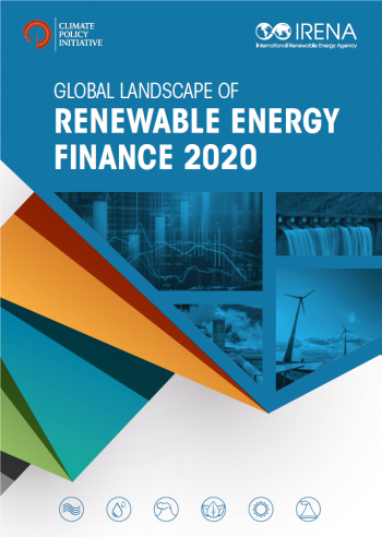 IRENA Renewable Energy Finance 2020