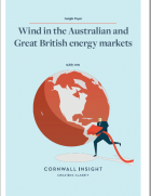 Insight Paper: Wind energy sources in Australia and Great Britain