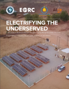 Electrifying the Underserved in Nigeria