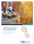 The Dirty Footprint Report